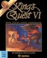 Jaquette King's Quest VI : Heir Today, Gone Tomorrow