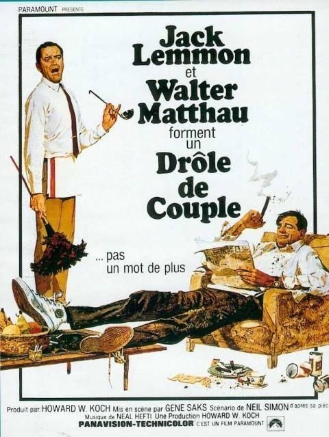 Drole De Couple Film 1968 Senscritique