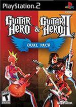 Jaquette Guitar Hero & Guitar Hero II : Dual Pack