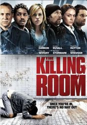 Affiche The Killing Room