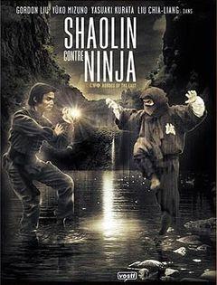 Affiche Shaolin contre Ninja