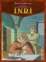 Couverture La Liste rouge - I.N.R.I., tome 2