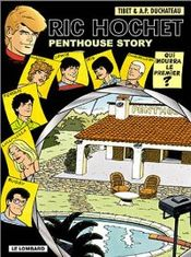 Couverture Penthouse Story - Ric Hochet, tome 66