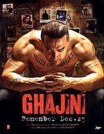 Affiche Ghajini