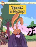 Couverture Vacances de printemps - Les Formidables Aventures de Lapinot, tome 5