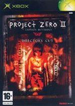 Jaquette Project Zero II: Crimson Butterfly - Director's Cut