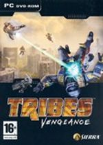 Jaquette Tribes : Vengeance