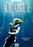 Couverture Le Mégophias - Aquablue, tome 3