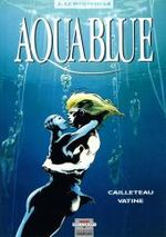 Couverture Le Mégophias - Aquablue, tome 3
