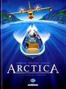 Couverture Le Passager de la Préhistoire - Arctica, tome 3
