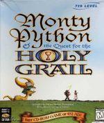 Jaquette Monty Python Holy Grail