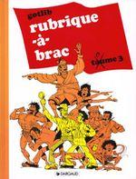 Couverture Rubrique-à-Brac, t(au)ome 3