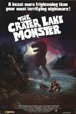 Affiche The Crater Lake Monster