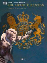 Couverture Sir Arthur Benton - La Mort de l'oncle Joe, tome 6