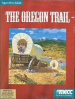 Jaquette The Oregon Trail
