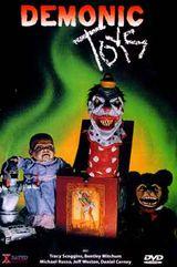 Affiche Demonic Toys