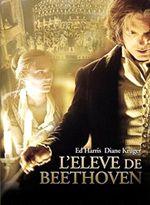 Affiche L'Élève de Beethoven