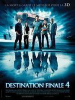 Affiche Destination finale 4
