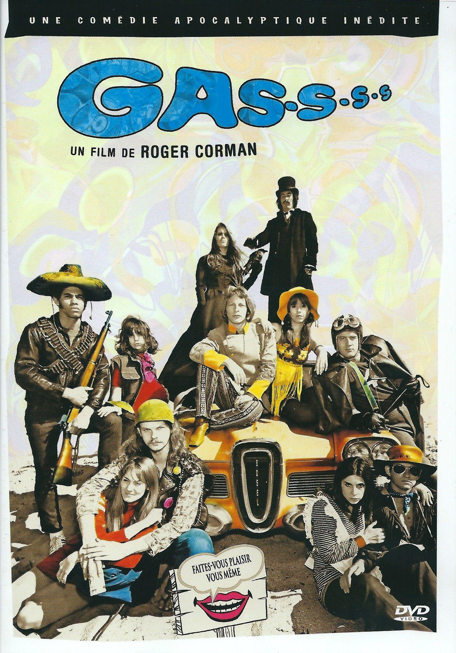 Gas-s-s-s Gassss Film 1970 SensCritique