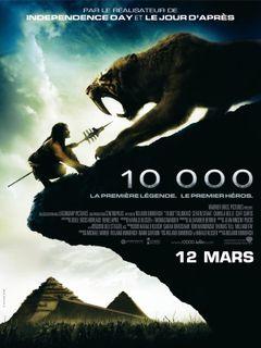 Affiche 10 000