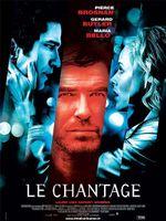 Affiche Le Chantage
