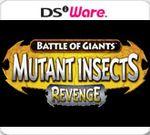 Jaquette Combats de Géants : Insectes Mutants - La Revanche