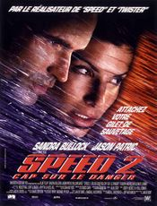 Affiche Speed 2 : Cap sur le danger