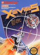 Jaquette Xevious