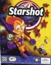 Jaquette Starshot : Panique au Space Circus