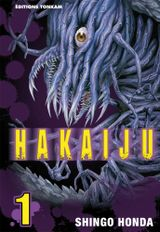 Couverture Hakaiju