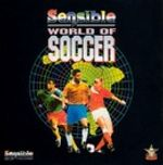 Jaquette Sensible World of Soccer