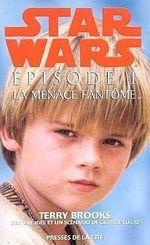 Couverture Star Wars : Épisode I - La Menace fantôme