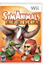 Jaquette SimAnimals Africa