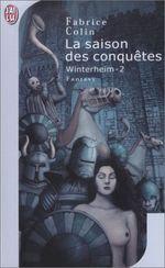 Couverture La Saison des conquêtes - Winterheim, tome 2
