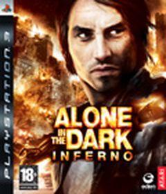 Jaquette Alone in the Dark : Inferno