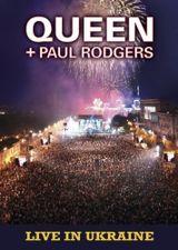Affiche Queen + Paul Rodgers: Live In Ukraine