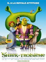 Affiche Shrek le troisième