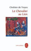 Couverture Yvain, Le chevalier au lion