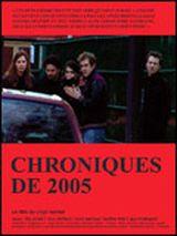 Affiche Chroniques de 2005