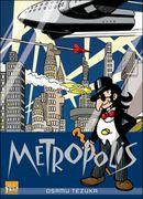 Couverture Metropolis