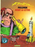 Couverture Avant la lettre - Philémon, tome 0