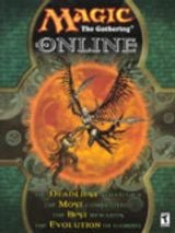 Jaquette Magic : The Gathering Online