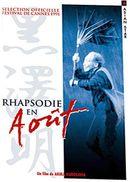 Affiche Rhapsodie en août