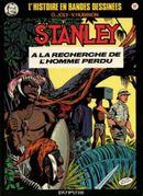 Couverture A la recherche de l'homme perdu - Stanley, tome 2