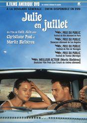 Affiche Julie en juillet