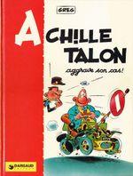 Couverture Achille Talon aggrave son cas - Achille Talon, tome 2