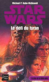 Couverture Star Wars - La crise de la flotte noire - tome 3