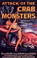 Affiche L'Attaque des crabes géants