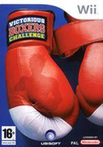 Jaquette Victorious Boxers Challenge