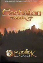Jaquette Eschalon : Book I